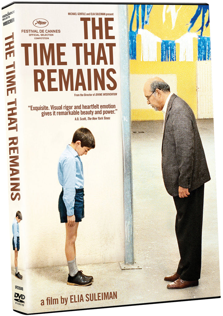 Time That Remains, The - Box Art