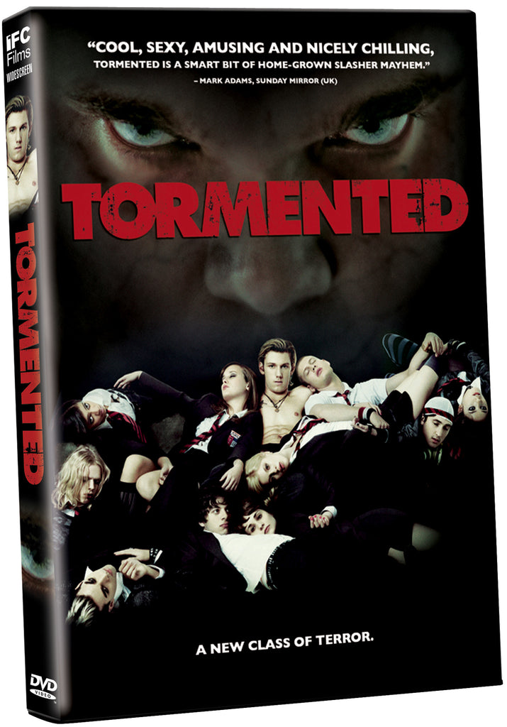 Tormented - Box Art