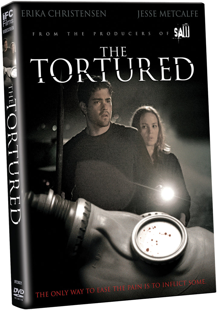 Tortured, The - Box Art
