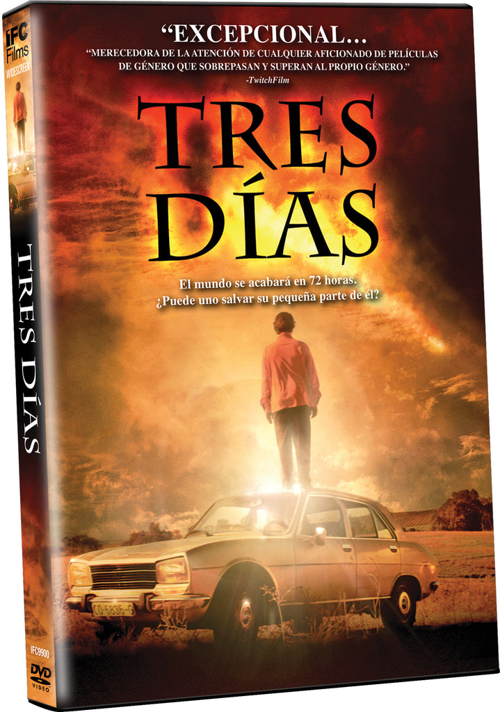 Tres Dias - Box Art