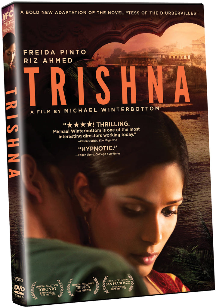 Trishna - Box Art