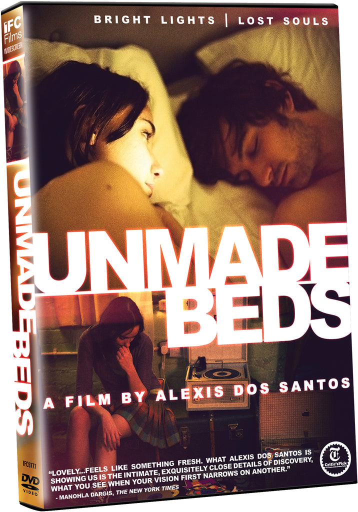 Unmade Beds - Box Art