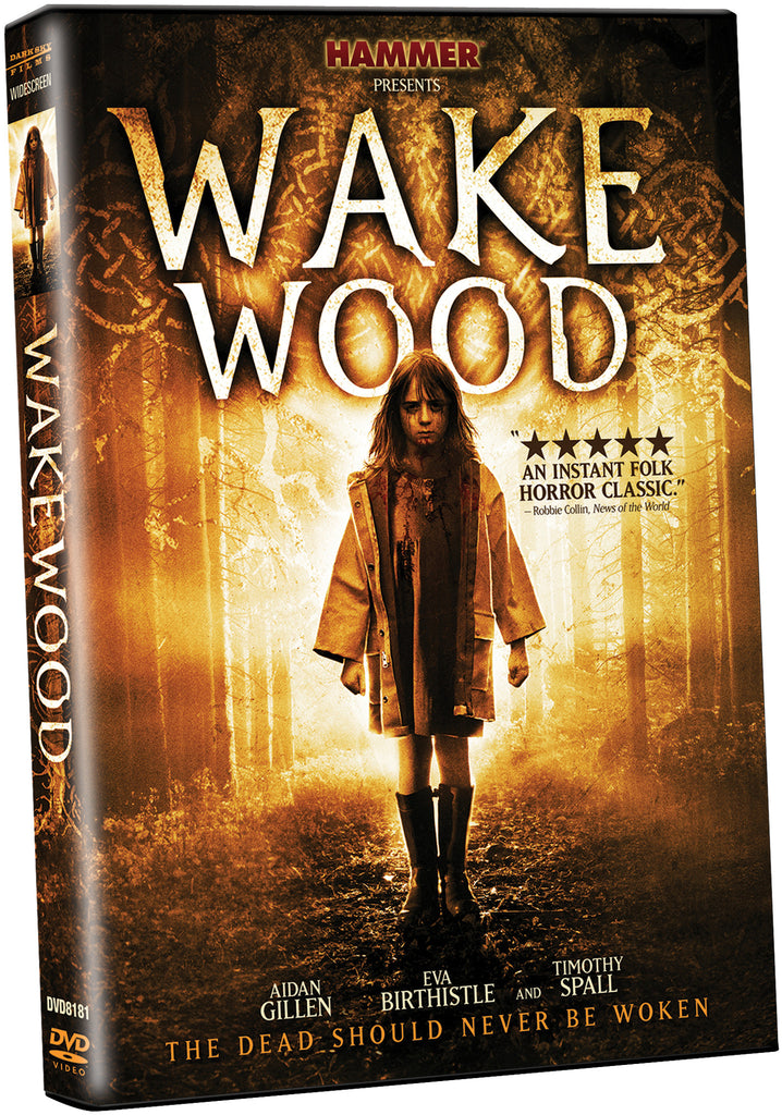 Wake Wood - Box Art