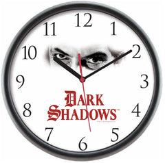 New! Dark Shadows Wall Clock
