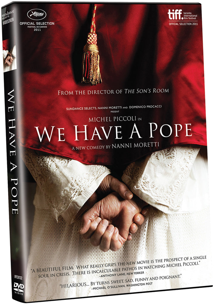 We Have a Pope - Box Art