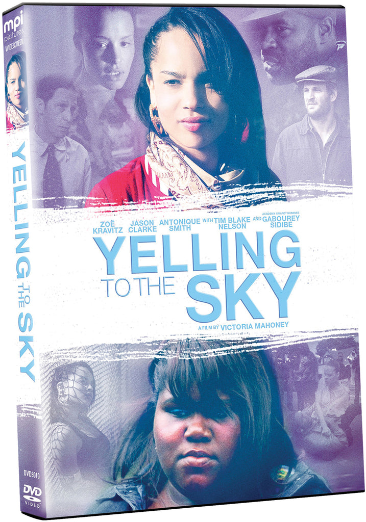 Yelling to the Sky - Box Art
