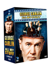 George Carlin: All My Stuff - Box Art