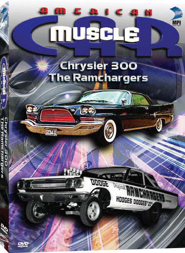 American Muscle Car: Chrysler 300, The Ramchargers - Box Art