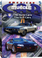 American Muscle Car: The Hurst Cars, The SLP Cars - Box Art