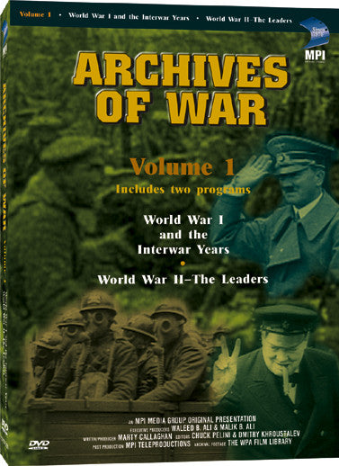 Archives of War: Volume 1 - Box Art