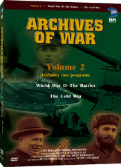 Archives of War: Volume 2 - Box Art