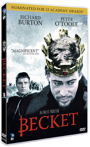 Becket - Box Art