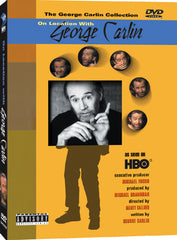 On Location with George Carlin - Box Art