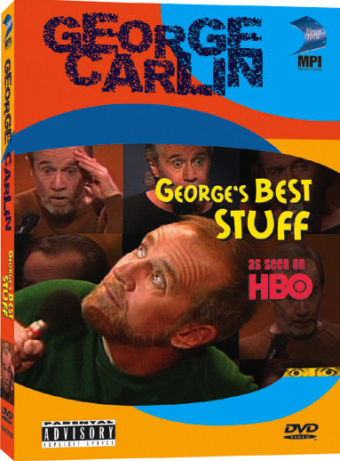 George Carlin: George's Best Stuff - Box Art