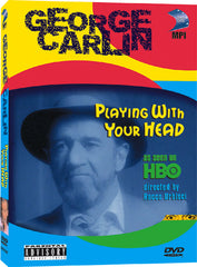 George Carlin: Playing with Your Head - Box Art