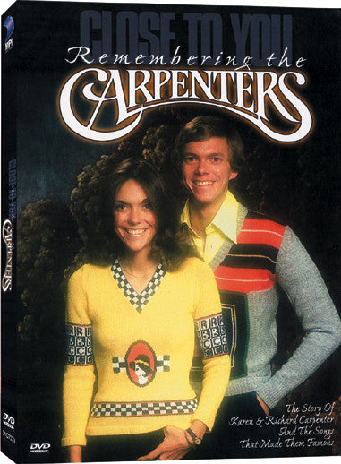Close to you: Remembering the Carpenters - Box Art