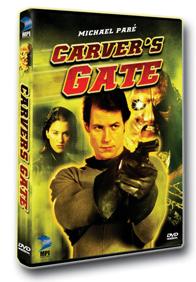 Carver's Gate - Box Art