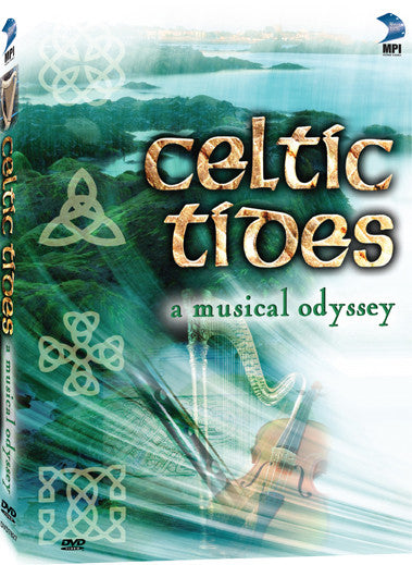 Celtic Tides - Box Art