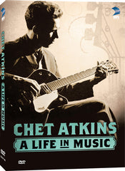 Chet Atkins: A Life in Music - Box Art