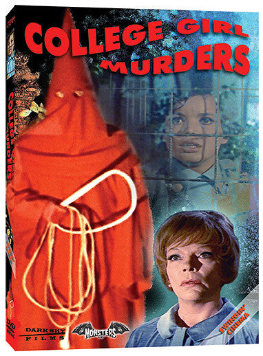 College Girl Murders - Box Art