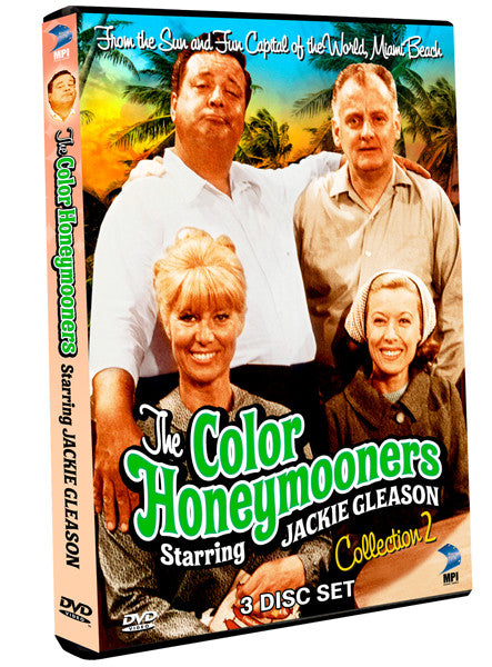 Color Honeymooners Collection 2, The - Box Art