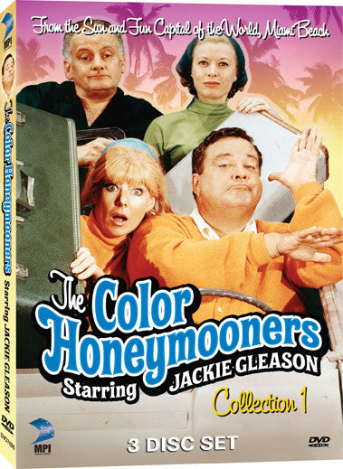 Color Honeymooners Collection 1, The - Box Art