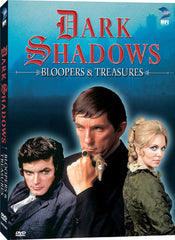 Dark Shadows Bloopers &Treasures - Box Art