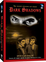 Dark Shadows DVD Collection 16: 40 Episodes on 4 Discs - Box Art