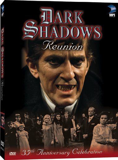 Dark Shadows 35th Anniversary Reunion - Box Art