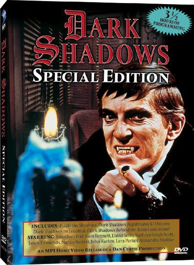 Dark Shadows: Special Edition - Box Art