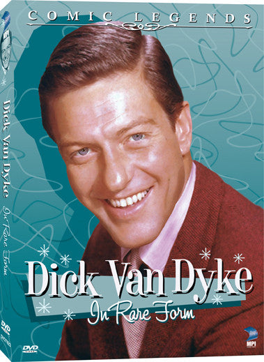 Dick Van Dyke: In Rare Form - Box Art