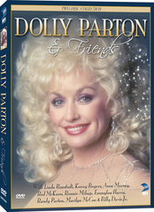 Dolly Parton and Friends - Box Art