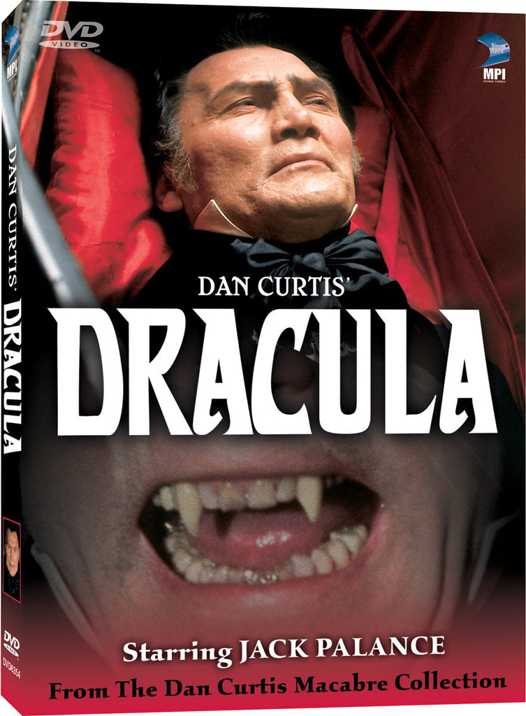 Dan Curtis' Dracula - Box Art