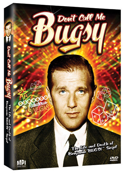 Don't Call Me Bugsy - Box Art