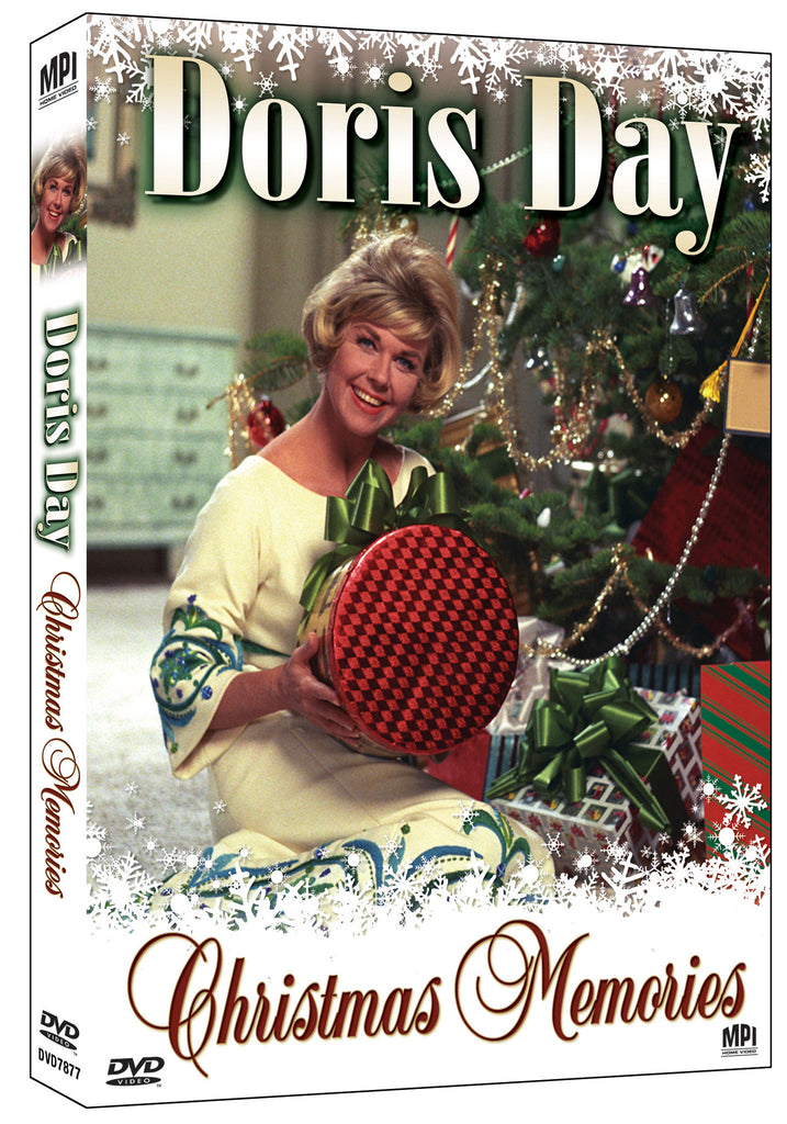 Doris Day: Christmas Memories - Box Art