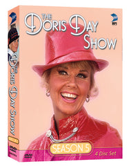 Doris Day Show: Season 5, The - Box Art