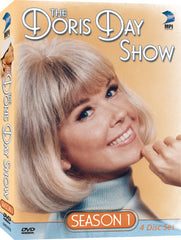 Doris Day Show: Season 1, The - Box Art