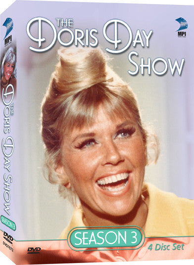 Doris Day Show: Season 3, The - Box Art