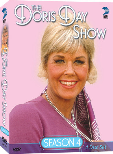 Doris Day Show: Season 4, The - Box Art