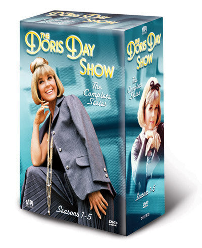 Doris Day Show: Complete Series, The - Box Art