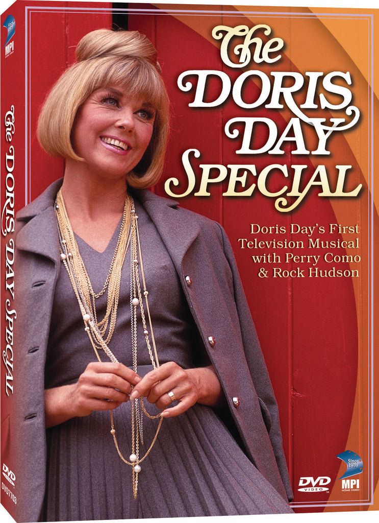 Doris Day Special, The - Box Art