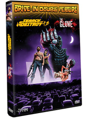 Drive-in Double Feature: Search and Destroy / The Glove - Box Art