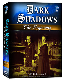 Dark Shadows: The Beginning # 3 - Box Art