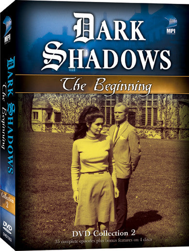 Dark Shadows: The Beginning # 2 - Box Art