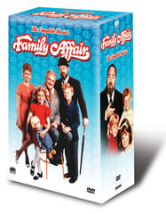 Family Affair: The Complete Series - Box Art