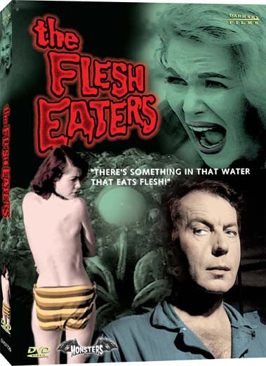 Flesh Eaters, The - Box Art