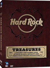 Hard Rock Treasures - Box Art