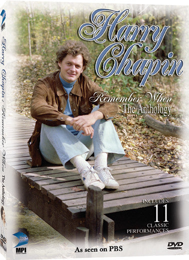 Harry Chapin: Remember When -The Anthology - Box Art