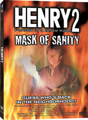 Henry 2: Portrait of a Serial Killer, Mask of Sanity - Box Art