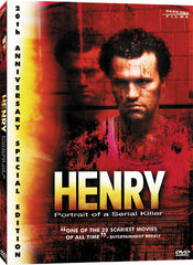 Henry : Portrait of a Serial Killer 20th Anniversary Special Edition - Box Art